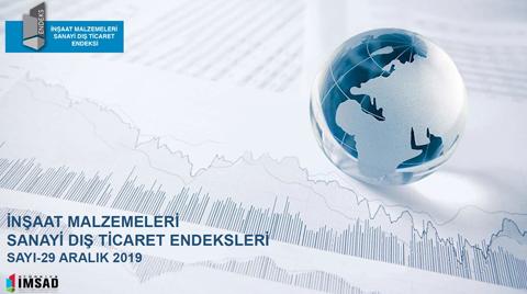 İMSAD Dış Ticaret Endeksi Aralık Sonuçları Açıklandı