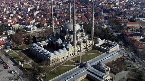 Selimiye Camisi, 500 Yıl İçinde Olabilecek Depremlere De Dayanıklı