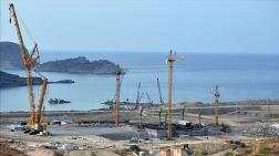 Akkuyu NGS'de İlk Ünitenin Reaktör Kabının Kaynağı Tamamlandı