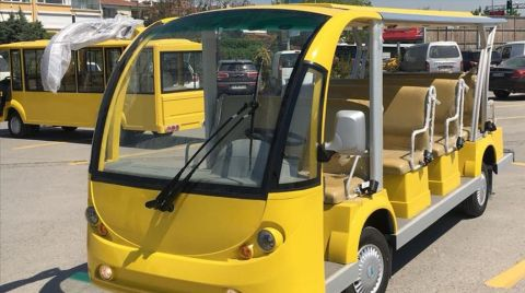 Adalar'da Elektrikli Taşımayı İETT Yapacak