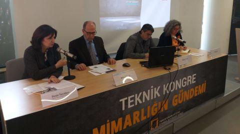 Mimarlar Odası İstanbul Büyükkent Şubesi Yeni Yönetimini Seçti