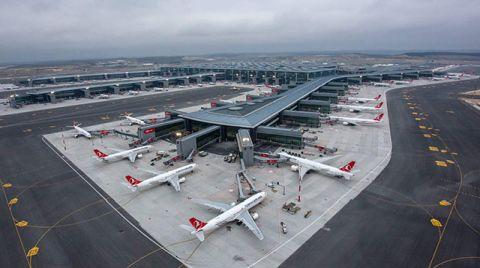 İstanbul Havalimanı'nda 3. Pist 18 Haziran'da Açılacak