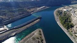 Üç Büyük Barajda Enerji Üretimi Yüzde 106 Arttı