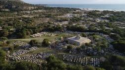 Patara'daki Deniz Feneri Asırlar Sonra Yeniden Işık Verecek