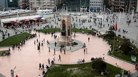 İstanbul'un Meydanlarına İstanbullu Karar Verecek