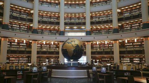 Cumhurbaşkanlığı Millet Kütüphanesi 20 Şubat'ta Açılacak