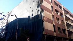Bakırköy'de 8 Ay Önce Boşaltılan Bina Yıkılmayı Bekliyor