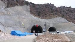 Çorum'un Kırkdilim Mevkisindeki Tünellerde Işık Ağustos'ta Görülecek