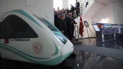 Elektrikli Tren 29 Mayıs'ta Test Edilmeye Başlanacak