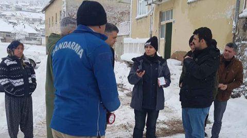 Konya'da, 4.5'lik Deprem Sonrası 10 Hasarlı Bina Tespit Edildi