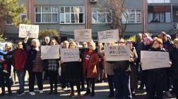 İETT Sitesi Sakinlerinden Belediyeye Tepki