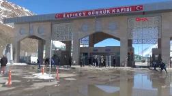 İran Sınırına Sahra Hastanesi Kuruluyor