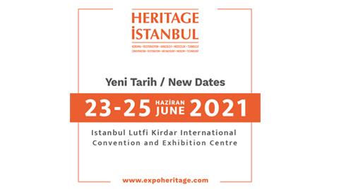 Heritage İstanbul 2020