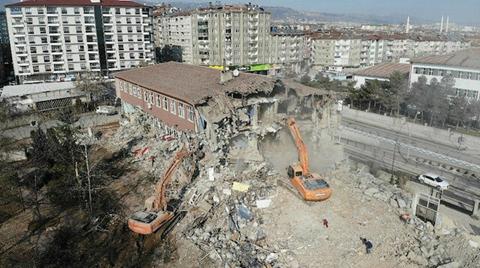 THBB Elâzığ Depremi İnceleme Raporu'nu Açıkladı