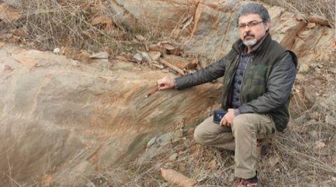 """Depremleri Araştıran """"Paleosismoloji Projesi"""" Aksadı"""