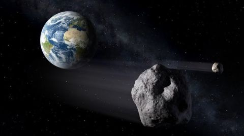 Dünya'nın Yeni Doğal Uydusu Keşfedildi