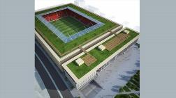 Göztepe Stadyumu'nda SurPlot® Sistemler Tercih Edildi