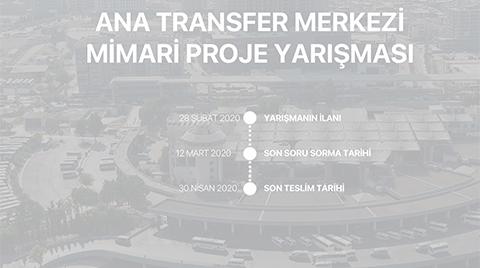 İzmir Büyükşehir Belediyesi Ana Transfer Merkezi Mimari Proje Yarışması