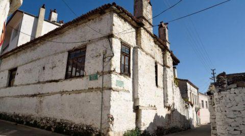Muğla'nın Tarihi Saburhane Mahallesi Yeniden Canlandırılacak