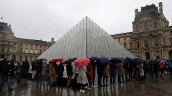 Louvre Müzesi Salgın Nedeniyle Kapatıldı