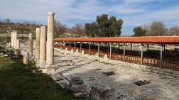 """1600 Yıllık Mozaiklere """"Çatılı"""" Koruma"""