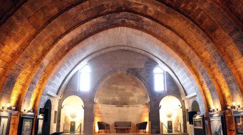 Tarihi Kilise Sanat Galerisine Dönüştürüldü