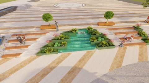 Manavgat Meydan Altına Yeni Proje