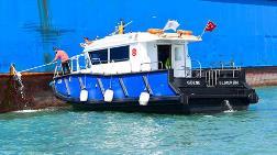 Mersin'de Denizi Kirleten 18 Gemiye 34 Milyon Lira Ceza