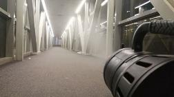 Sabiha Gökçen Havalimanı Dezenfekte Edildi