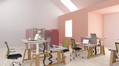 Tuna Ofis'ten Yenilikçi Tasarım: Open Up