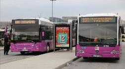 İstanbul'da Toplu Ulaşım Araçlarının Kullanımı Yüzde 44 Azaldı