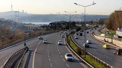 İstanbul Trafiğine ''Koronavirüs'' Etkisi