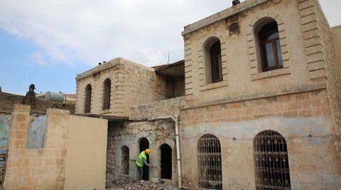Prof. Dr. Aziz Sancar'ın Evinin Müzeye Dönüştürülmesi Çalışmaları Sürüyor