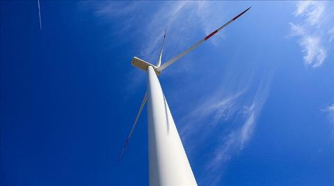 Rüzgar Türbinlerinde Üretim Durdu