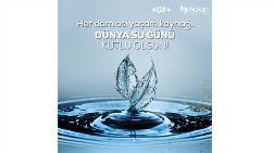 GF Hakan Plastik'ten Dünya Su Günü Mesajı