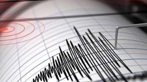 Manisa'da 3,8 Büyüklüğünde Deprem