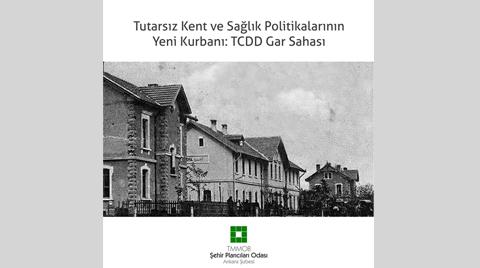 ŞPO Ankara'dan TCDD Gar Sahası Hakkında Açıklama