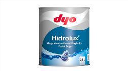 DYO'dan Hidrolux Parlak Boya