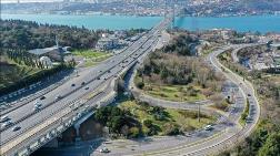 Şubatta Köprü ve Otoyollardan 186 Milyon Lira Gelir Sağlandı
