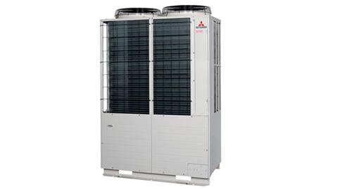 Mitsubishi Heavy Industries'den KXZR Heat Recovery VRF