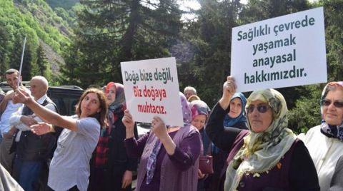 Carishev Kalesi'ni Yargı Kurtardı