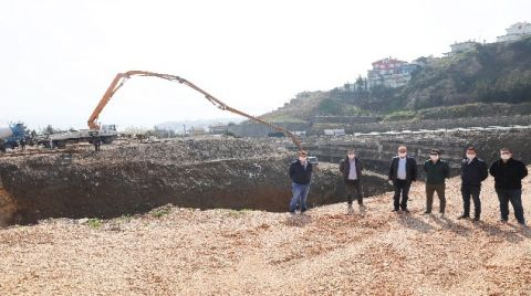 Yıldıztepe Sosyal Yaşam Merkezi'nin Temeli Atıldı
