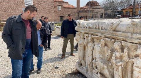 İznik Müzesi Restorasyonu Tamamlanıyor