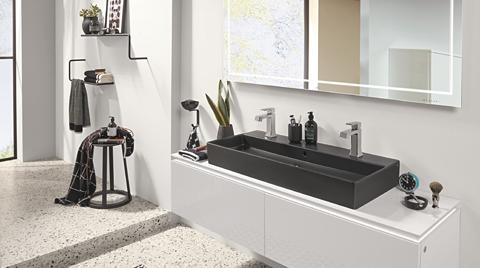 Şehirli Banyolarda Mat Seramik Trendi