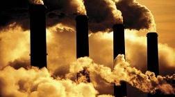 Sera Gazı Emisyon İstatistikleri Açıklandı