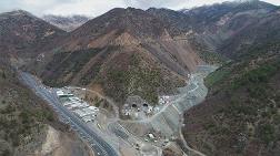 Yeni Zigana Tüneli'nin Yüzde 67'si Bitti
