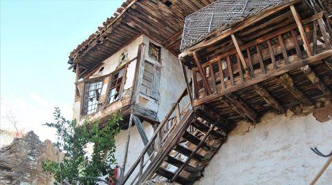 İzmir'deki Kerimağa Konağı Restore Edilecek