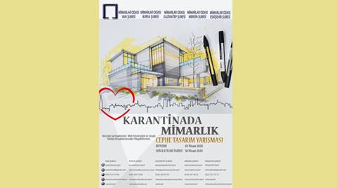 Karantinada Mimarlık Cephe Tasarım Yarışması