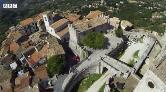 İtalya'da Nerola Köyü Laboratuvara Dönüştürüldü