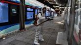 İzmir'de Toplu Ulaşım Kullanımı Yüzde 85 Düştü